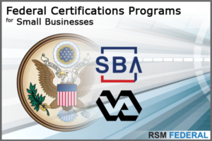Government Small Business Certifications
