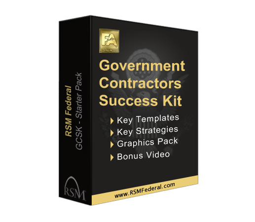 Government Contractors Success Kit