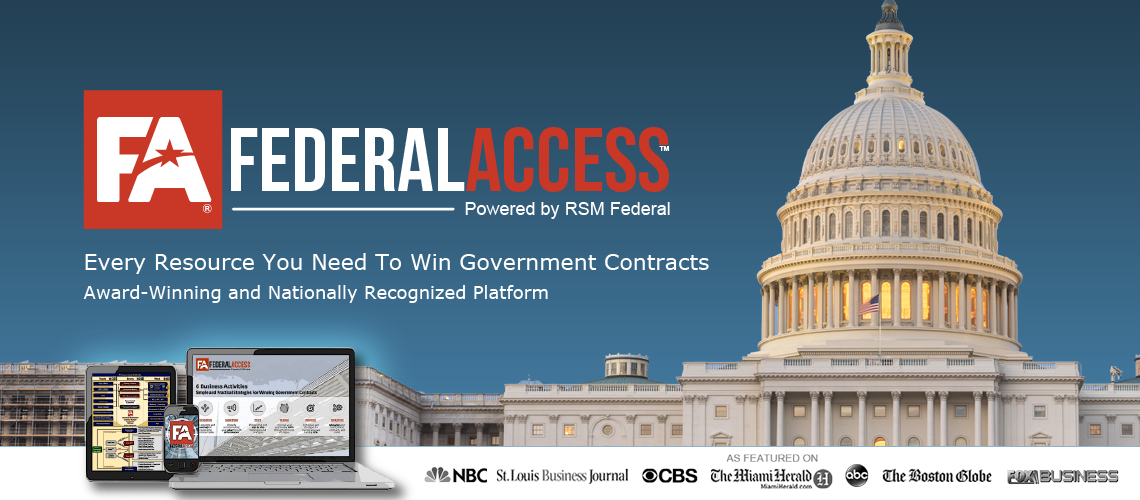 Win Government Contracts with the Federal Access Program