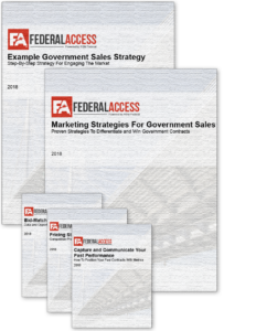 Government Sales and Marketing Templates - Win Government Contracts with Federal Access - RSM Federal