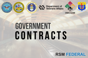 RSM Federal - Government Services and Contracts