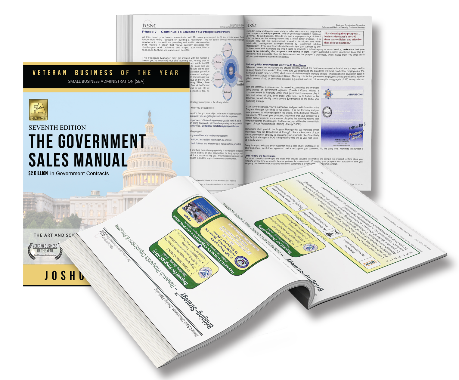 Government Sales Manual - Government Contracting Basics - RSM Federal