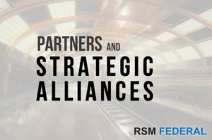 RSM Federal - Partner Program and Strategic Alliances