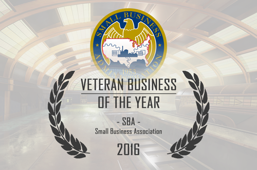 RSM Federal - SBA Veteran Business of the Year