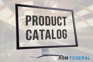 Product e-Catalog for Government Sales Resources - RSM Federal