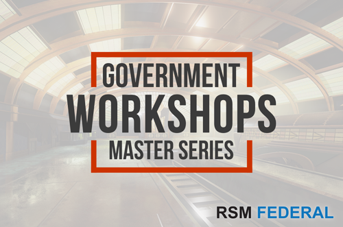 Government Sales Workshops