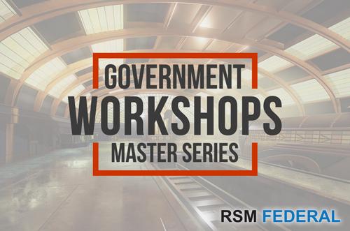 Government Sales Workshops
