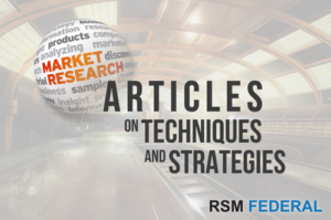 Training Articles on Government Sales - RSM Federal